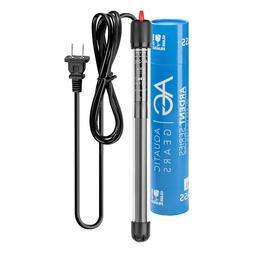 Aquatic Gears 200 watt Submersible Heater for Aquariums 25-5