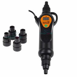 300W External Aquarium Inline Canister Filter Heater Adjusta
