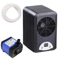 72/108W Aquarium Thermostat Chiller Heater 2 in 1