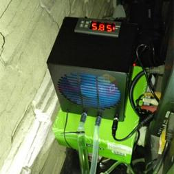 Aquarium Fish Tank Chiller Cooling System Cooler Fan and Hea