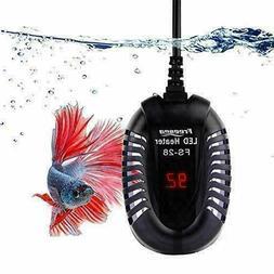 Aquarium Fish Tank Heater With LED Temperature Display, 50 W
