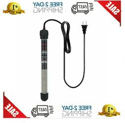 Mylivell Aquarium Heater 200W Submersible Fish Tank Water He