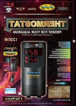 S.T. International Aquarium Thermostat with Automatic Alert