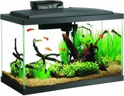 Aqueon LED 10 Gallon Fish Tank Aquarium LED Kit Set w Heater
