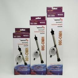 Finnex Digital Controllable HMO-100 200 & 300 Aquarium Heate