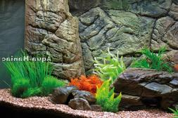 FILTER OR HEATER COVER MATCHES BACKGROUND FISH TANK DECORATI