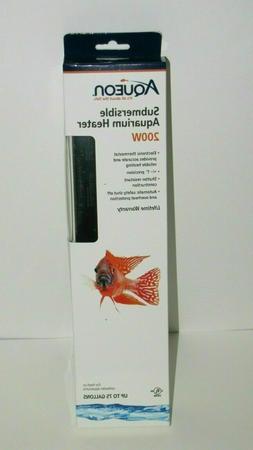 Aqueon Glass Adjustable Heater, 200 Watt