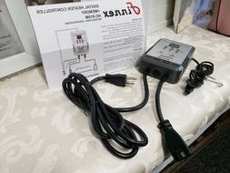 Finnex HC-0810M Digital Aquarium Heater Controller Temperatu