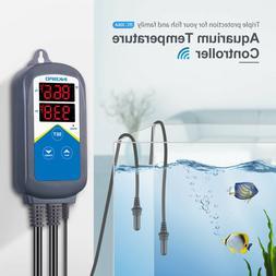 Ink-bird Aquarium Waterproof Wifi Thermostat Controller Plas