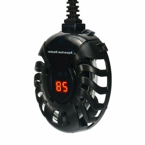 25/100W Aquarium Heater Tank Adjustable