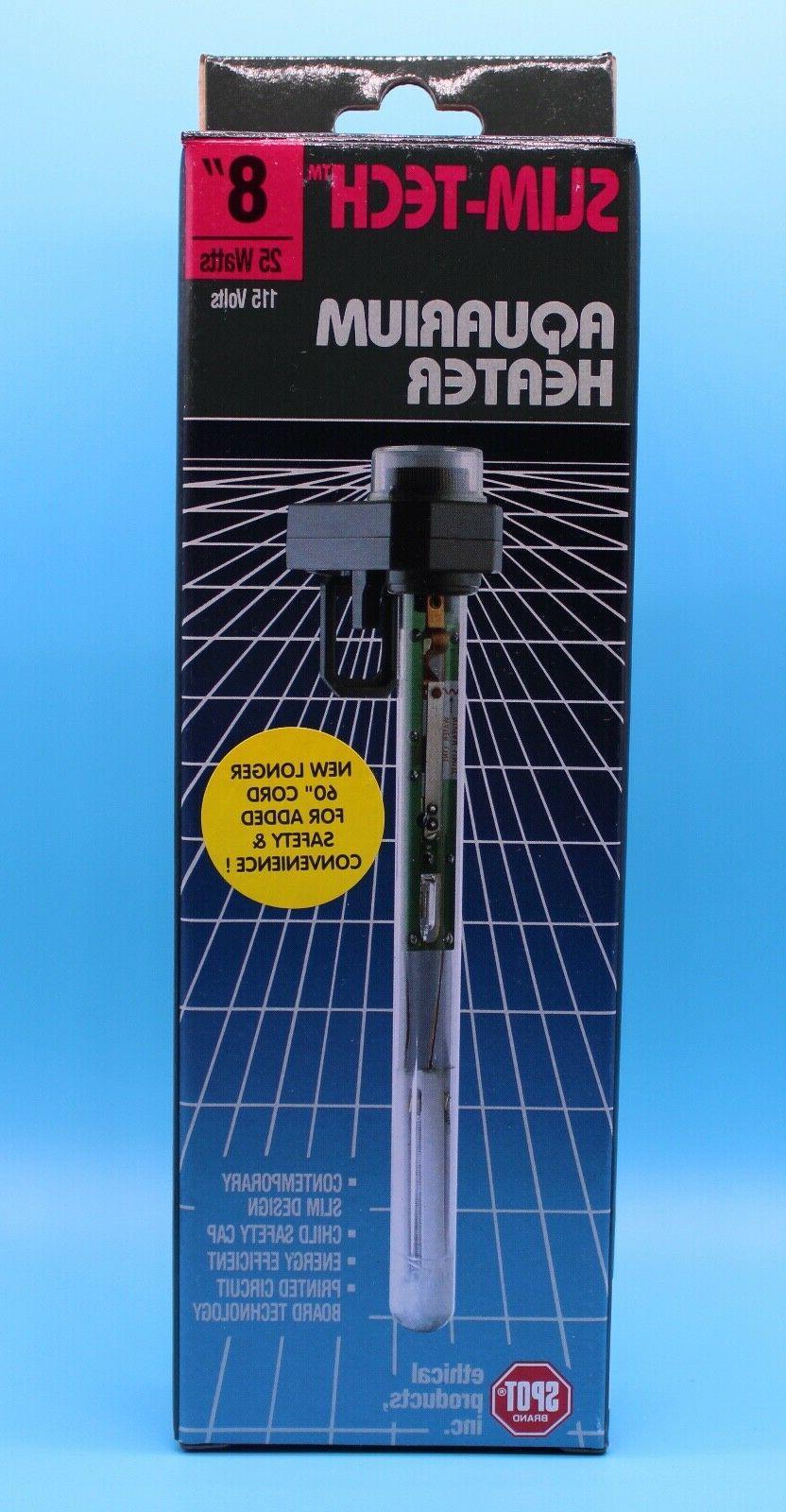 25w aquarium heater slim tech fish tank