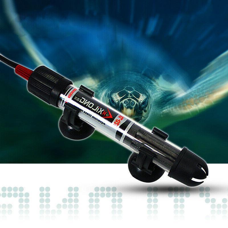Aquarium Heater 25W-300W Aquarium Fish Tank Rod Adjustable