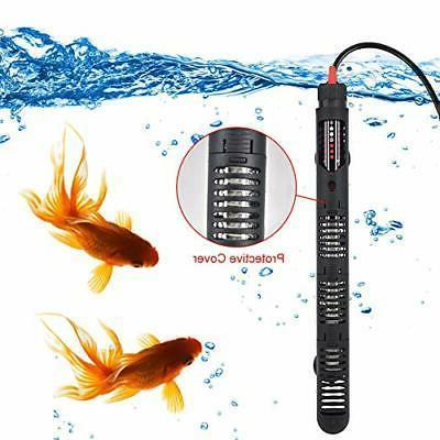 aquarium heater submersible auto thermostat heater fish