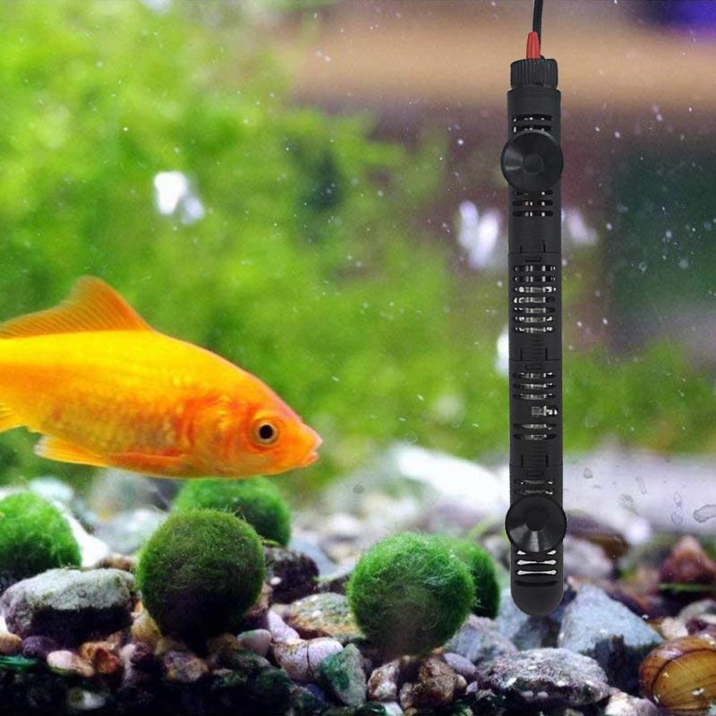Aquarium Water Heater 200W 30-75 Gallon Fish Tank Warmer Thermostat