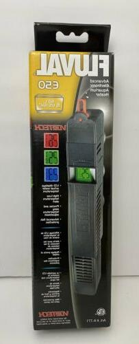 Fluval E50 Advanced Electronic Precision Aquarium Heater 50