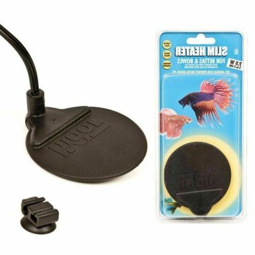 fish aquatic supplies slim heater