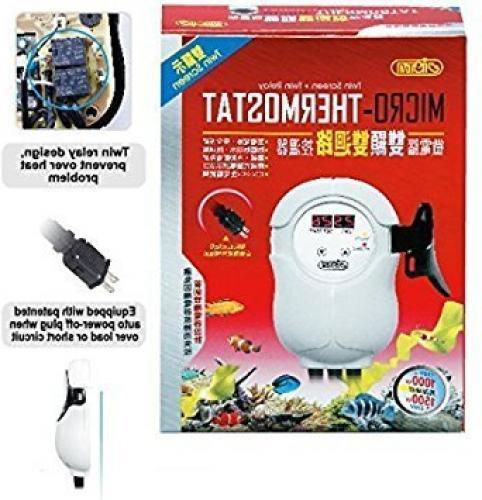 ISTA Controller Thermostat 500W/1000W Aquarium