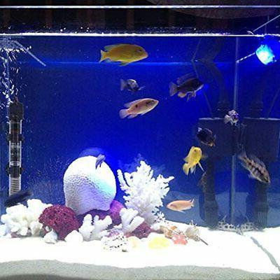 Mylivell Aquarium Heater Fish Water Pet Supplies