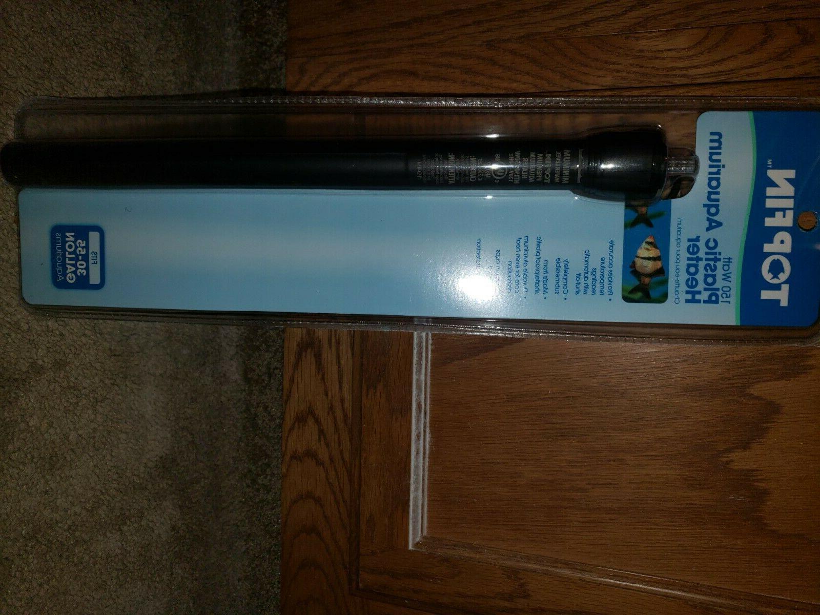 plastic aquarium heater 150 watt 30 55