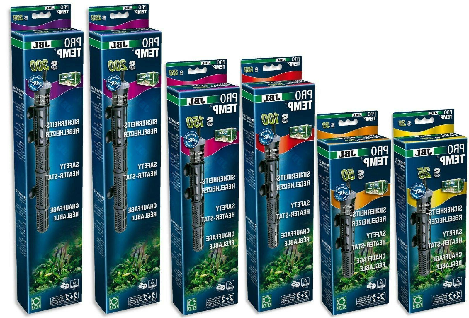 protemp s aquarium heater 25 50 100
