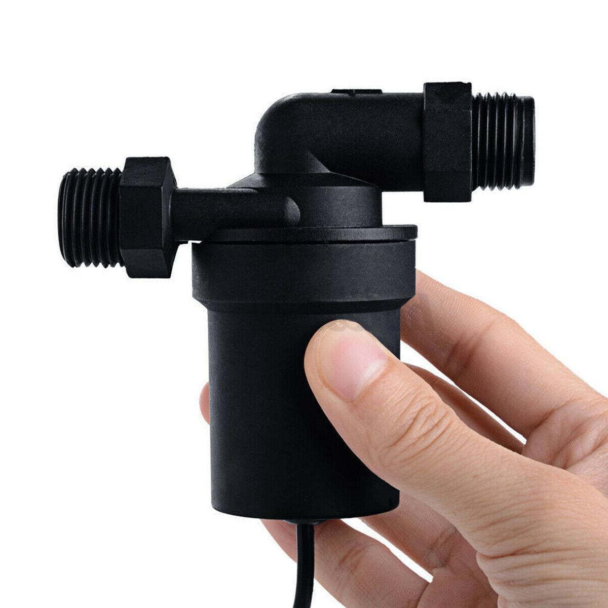 solar heater 12v hot water circulation pump