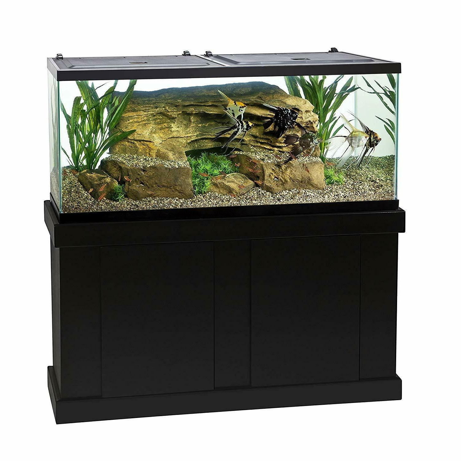 Tetra 55-Gallon with Net, Heater/Conditioner
