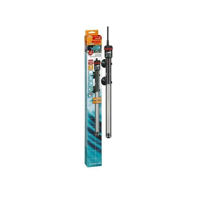 thermocontrol e200 heater aquarium 200 w ref