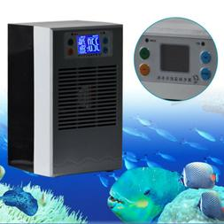 35L Aquarium Fish Tank Shrimp Water Chiller 10-40℃ Tempera