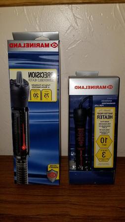 Marineland Precision Submersible Heater 10 watt ,for 3 gal A