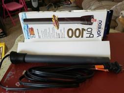 Aqueon Pro 100W Submersible Aquarium Heater 30 Gal Tank UPC: