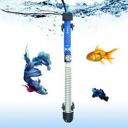 Salute Aquarium Heater Submersible Auto Thermostat Heater Fi