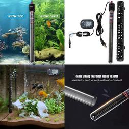 Mq Submersible Aquarium Heater Auto Thermostat, 200W/300W/50