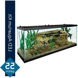 Tetra 55-Gallon Starter Aquarium With Net Food Filter Heater