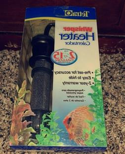 tetra whisper heater for 2 15 gallon