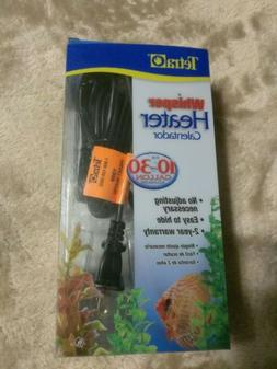 Tetra Whisper Submersible Heater for 10-30 Gallon Aquariums