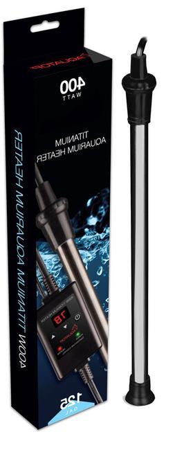 AQUATOP Titanium Aquarium Heater with Controller 400 WATT  T