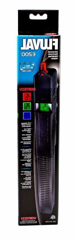 FLUVAL VUETECH  E SERIES ELECTRONIC AQUARIUM HEATER 200 WATT